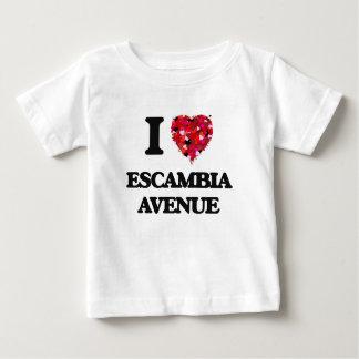 I love Escambia Avenue Alabama T Shirts