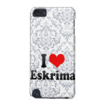 I love Eskrima iPod Touch (5th Generation) Cases