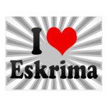 I love Eskrima Postcards
