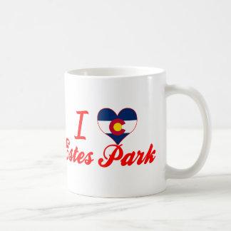 I Love Estes Park, Colorado Mug