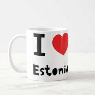 I love Estonia Coffee Mug