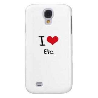 I love Etc HTC Vivid / Raider 4G Cover