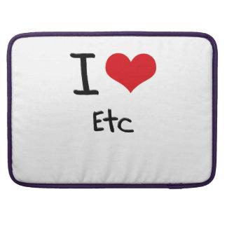 I love Etc MacBook Pro Sleeves
