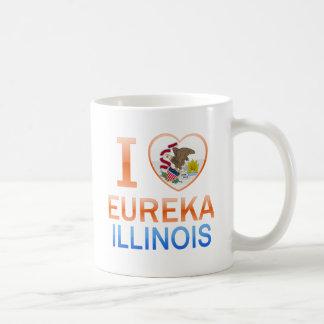 I Love Eureka, IL Coffee Mug