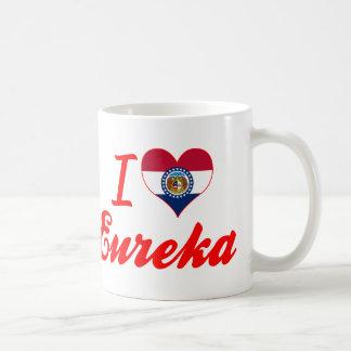 I Love Eureka, Missouri Mugs