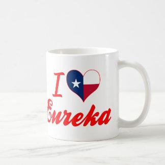 I Love Eureka, Texas Coffee Mug