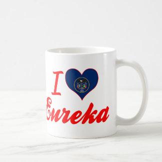 I Love Eureka, Utah Mug