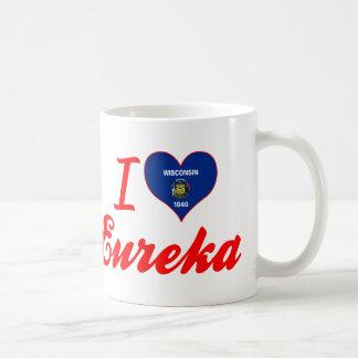 I Love Eureka, Wisconsin Coffee Mug
