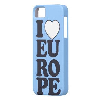 I LOVE EUROPE custom iPhone case-mate