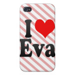 I love Eva Covers For iPhone 4