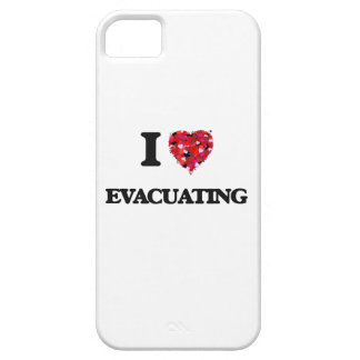 I love EVACUATING Barely There iPhone 5 Case