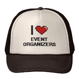 I love Event Organizers Trucker Hat