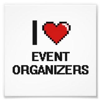 I love Event Organizers Photo Art