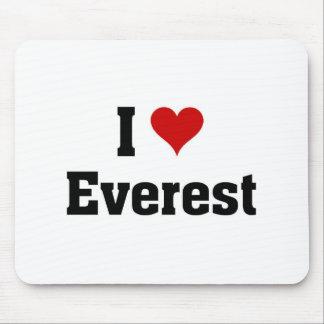 I love Everest Mouse Mat