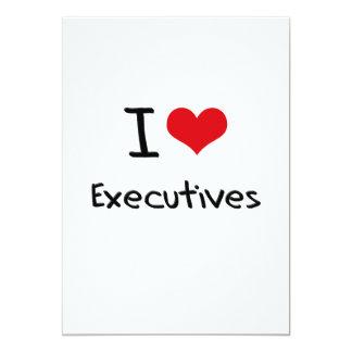 I love Executives Announcements