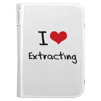 I love Extracting Kindle Cases