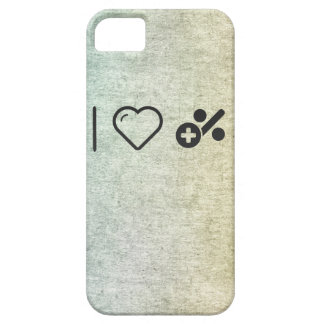 I Love Extras iPhone 5 Cases