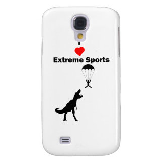 I Love Extreme Sports HTC Vivid Cases