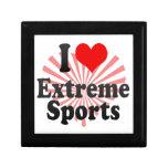 I love Extreme Sports Jewelry Box