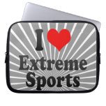 I love Extreme Sports Laptop Computer Sleeves
