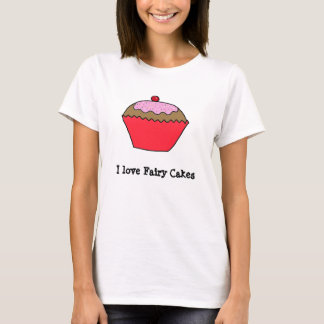 I love Fairy Cakes T-Shirt