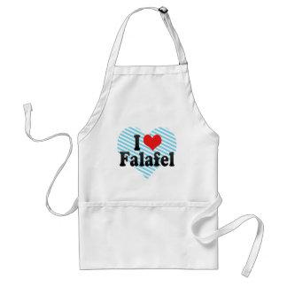 I Love Falafel Standard Apron