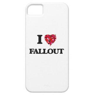 I Love Fallout iPhone 5 Case
