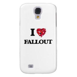 I Love Fallout Galaxy S4 Case