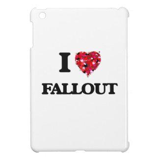I Love Fallout iPad Mini Cover