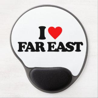 I LOVE FAR EAST GEL MOUSE PADS