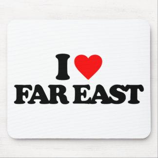 I LOVE FAR EAST MOUSEPADS