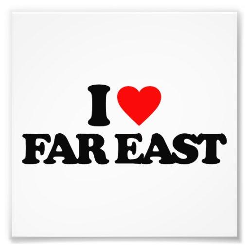 I LOVE FAR EAST PHOTO ART