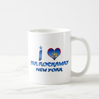 I love Far Rockaway, New York Coffee Mug