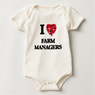 I love Farm Managers Romper