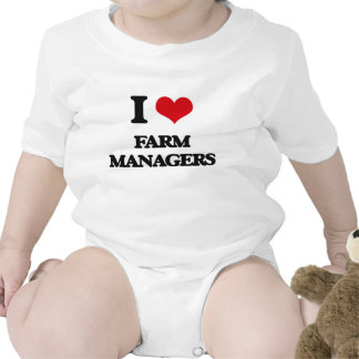 I love Farm Managers Rompers
