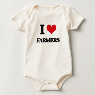 I love Farmers Rompers