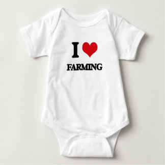 I love Farming T-shirts