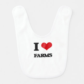 I love Farms Bibs