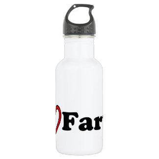 I Love Farts! 532 Ml Water Bottle