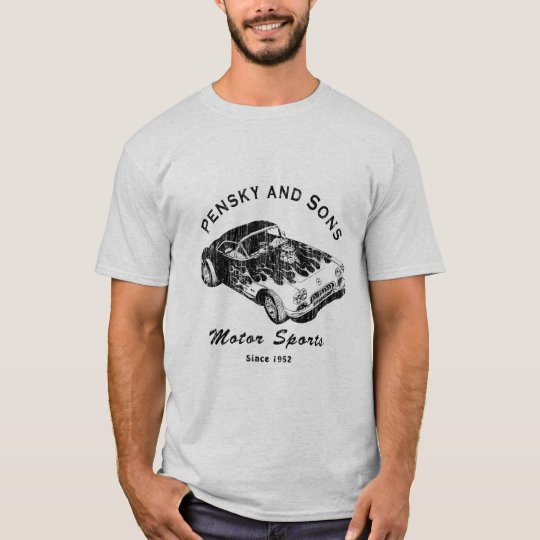 I love fast cars T-Shirt