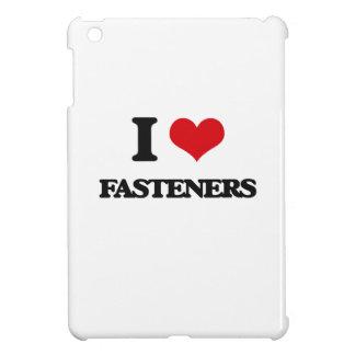 I love Fasteners Cover For The iPad Mini