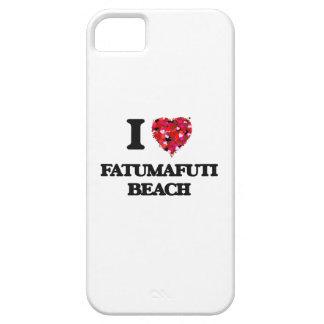 I love Fatumafuti Beach Samoa iPhone 5 Covers