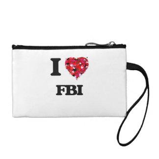 I Love Fbi Change Purses