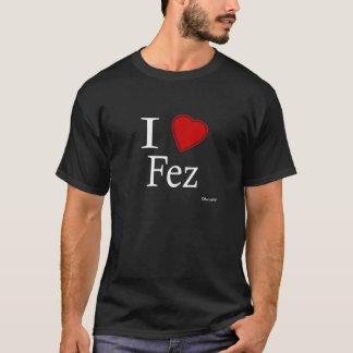 I Love Fez T-Shirt