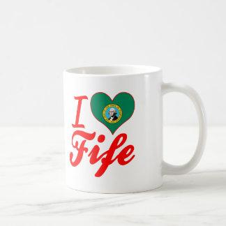 I Love Fife, Washington Mug