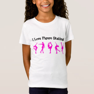I Love Figure Skating Shirt -  FEMALE SKATERS