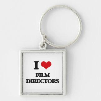 I love Film Directors Keychain