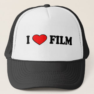 i love film hat