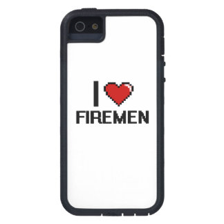 I love Firemen Case For The iPhone 5