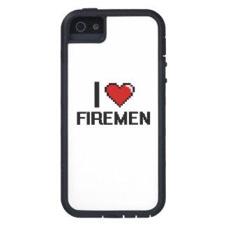 I love Firemen iPhone 5 Cases